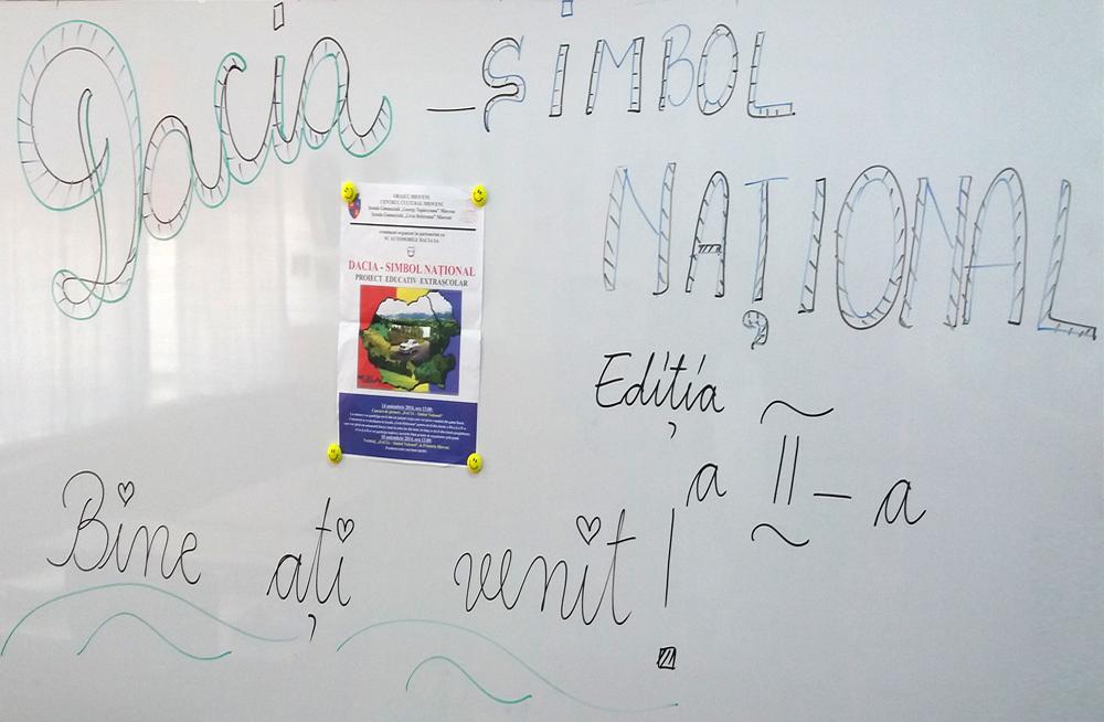Galerie foto<br/><br/>Dacia - simbol naţional, 15 aprilie 2016