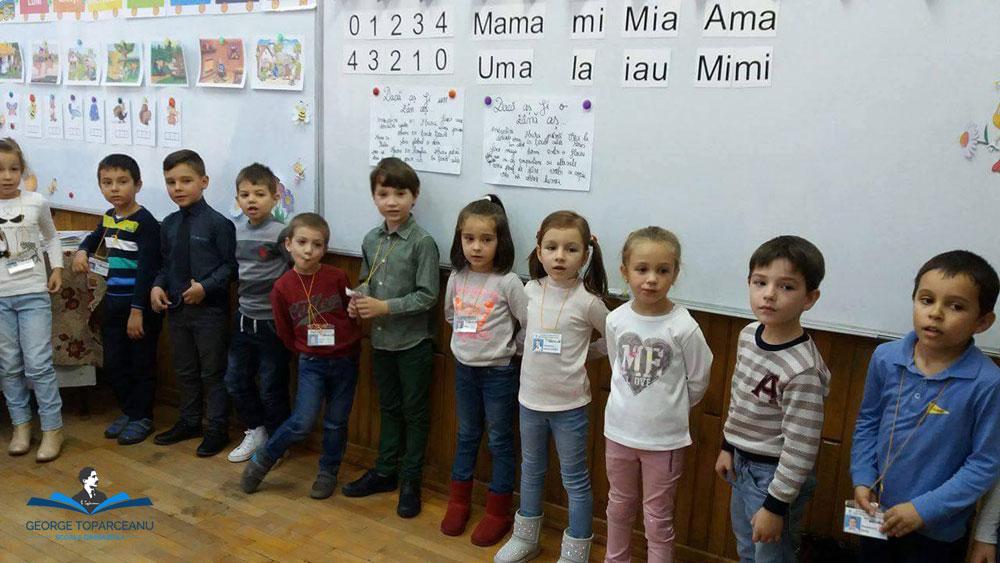 """Galerie fotoZiua Învăţării Nonformale 2016 la Școala Gimnazială """"George Topârceanu"""""""